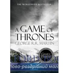 Учебник A Song of Ice and Fire Book1: A Game of Thrones Pupils book Martin, G ISBN 9780007548231 купить Киев Украина