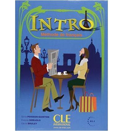 Intro A1.1/A1 Livre de leleve + CD audio + livret transcriptions et corriges ISBN 9782090386004