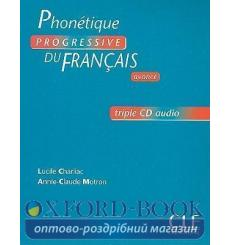 Phonetique Progressive du francais Niveau Avance Cofuret CD audio Charliac L 9782090328776 купить Киев Украина