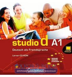Studio d a1 Lerner-CD-ROM. Interaktives Ubungsangebot Funk H 9783464207253 купить Киев Украина