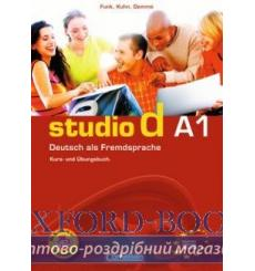 Книга Studio d a1 Ubungsbooklet zum Video Funk H 9783464208205 купить Киев Украина