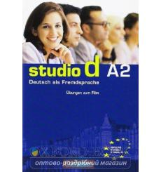 Книга Studio d a2 Ubungsbooklet zum Video 10er-Pack Funk H 9783464208182 купить Киев Украина
