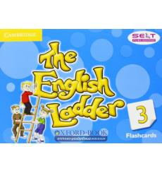 Карточки The English Ladder Level 3 Flashcards (Pack of 104) House, S ISBN 9781107400788 купить Киев Украина