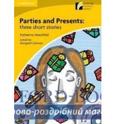 CDR 2 Parties and Presents: three short stories: Book with CD-ROM/Audio CD Pack Mansfield, K ISBN 9788483236840 купить Киев У...