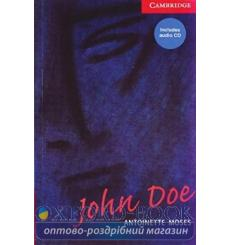 Книга Cambridge Readers John Doe: Book with Audio CD Pack Moses, A ISBN 9780521794930 купить Киев Украина