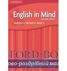 Книга English in Mind 1 Teachers Resource Book Puchta, H  3rd Edition 9780521129701 купить Киев Украина