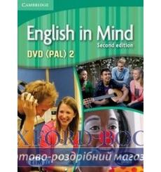 English in Mind 2 dvd Puchta H 2nd Edition 9780521159326 купить Киев Украина