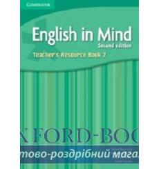 Книга English in Mind 2 Teachers Resource Book Puchta, H  3rd Edition 9780521170369 купить Киев Украина