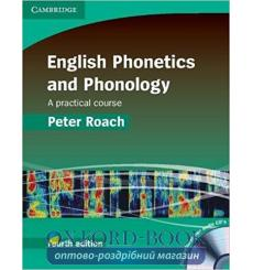 English Phonetics and Phonology A practical course with Audio CDs (2) Roach, P ISBN 9780521717403 купить Киев Украина