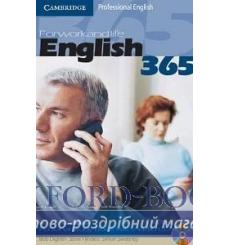 English365 1 Personal Study + CD Flinders, S ISBN 9780521753647 купить Киев Украина