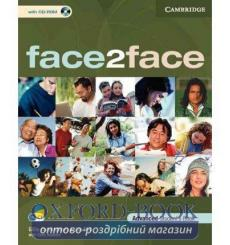 Учебник Face2face Advanced students book+CD-ROM Cunningham, G 9780521712781 купить Киев Украина