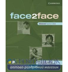 Face2face Advanced teachers book Robinson, N 9780521712804 купить Киев Украина
