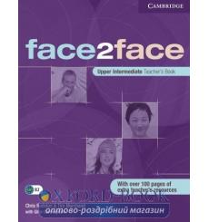 Face2face Upper teachers book Redston, Ch 9780521691666 купить Киев Украина