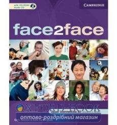 Учебник Face2face Upper Intermediate students book+CD-ROM Redston, Ch 9780521603379 купить Киев Украина