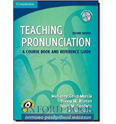 Teaching Pronunciation Second edition Paperback with Audio CDs (2) Celce-Murcia, M ISBN 9780521729765 купить Киев Украина