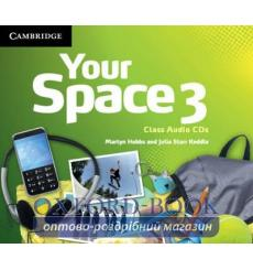 Диск Your Space Level 3 Class Audio CDs (3) Hobbs, M ISBN 9780521729376 купить Киев Украина