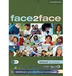 Тесты Face2face Advanced Test Generator CD-ROM Ackroyd, S 9780521745819 купить Киев Украина