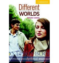 Книга Cambridge Readers Different Worlds: Book with Audio CD Pack Johnson, M ISBN 9780521686235 купить Киев Украина
