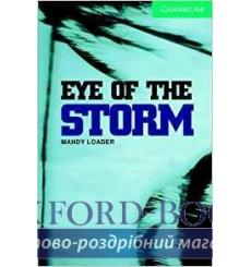 Книга Cambridge Readers Eye of the Storm: Book with Audio CDs (2) Pack Loader, M ISBN 9780521686358 купить Киев Украина