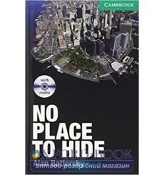 Книга Cambridge Readers No Place to Hide: Book with Audio CDs (2) Pack Battersby, A ISBN 9780521173056 купить Киев Украина