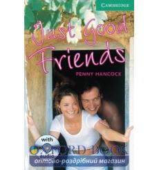 Книга Cambridge Readers Just Good Friends: Book with Audio CDs (2) Pack Hancock, P ISBN 9780521686174 купить Киев Украина