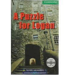 Книга Cambridge Readers Puzzle for Logan: Book with Audio CDs (2) Pack MacAndrew, R ISBN 9780521686396 купить Киев Украина