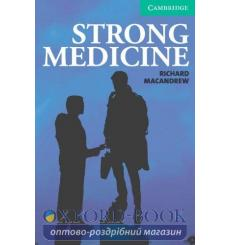 Книга Cambridge Readers Strong Medicine: Book with Audio CDs (2) Pack MacAndrew, R ISBN 9780521693943 купить Киев Украина