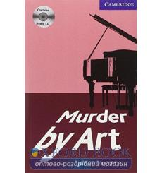 Книга Cambridge Readers Murder by Art: Book with Audio CDs (3) Pack McGiffin, J ISBN 9780521736558 купить Киев Украина