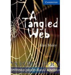 Книга Cambridge Readers Tangled Web: Book with Audio CDs (3) Pack Maley, A ISBN 9780521686433 купить Киев Украина