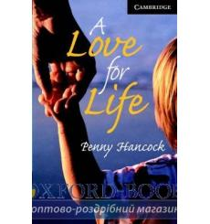 Книга Cambridge Readers A Love for Life: Book with Audio CDs (3) Pack Hancock, P ISBN 9780521686181 купить Киев Украина