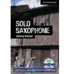 Книга Cambridge Readers Solo Saxophone: Book with Audio CDs (3) Pack Harmer, J ISBN 9780521182966 купить Киев Украина