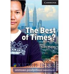 Книга Cambridge Readers The Best of Times? Book with Audio CDs (3) Pack Maley, A ISBN 9780521735469 купить Киев Украина