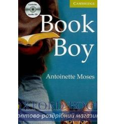 Книга Cambridge Readers St Book Boy: Book with Audio CD Pack Moses, A ISBN 9780521182706 купить Киев Украина