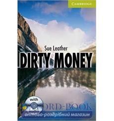 Книга Cambridge Readers St Dirty Money: Book with Audio CD Pack Leather, S ISBN 9780521683340 купить Киев Украина