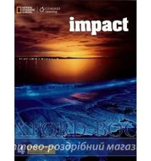 Рабочая тетрадь Impact 4 Workbook with Audio CD Fast, T ISBN 9781337293952