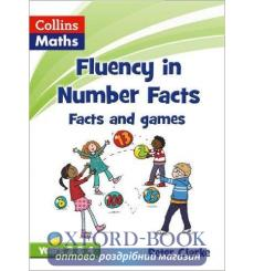 Книга Collins Maths. Fluency in Number Facts: Facts and Games Years 3&4 ISBN 9780007531318 купить Киев Украина