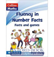 Книга Collins Maths. Fluency in Number Facts: Facts and Games Years 5&6 ISBN 9780007531325 купить Киев Украина