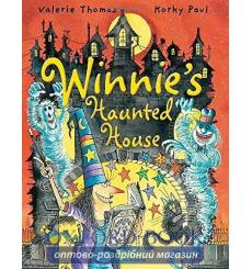 Книга Korky Paul. Winnies Haunted House [Hardcover] 9780192744067 купить Киев Украина