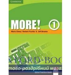 Книга More! 1 Extra Practice Book Puchta, H ISBN 9780521712989 купить Киев Украина