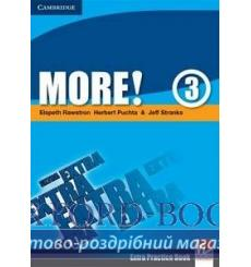 Книга More! 3 Extra Practice Book Puchta, H ISBN 9780521713122 купить Киев Украина