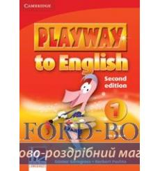 Playway to English 1 dvd Puchta H 2nd Edition 9780521129718 купить Киев Украина