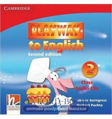 Диск Playway to English 2 Class Audio CDs (3) Puchta H 2nd Edition 9780521131063 купить Киев Украина