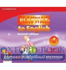 Диск Playway to English 4 Class Audio CDs (3) Gerngross G 2nd Edition 9780521131520 купить Киев Украина