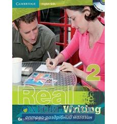 Real Writing 2 with answers and Audio CD Palmer, G ISBN 9780521701860 купить Киев Украина