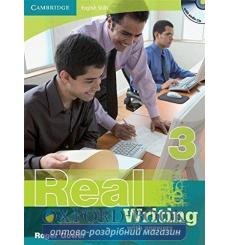 Real Writing 3 with answers and Audio CD Gower, R ISBN 9780521705929 купить Киев Украина