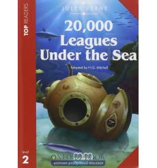 Level 2 20,000 Leagues Under the Sea Elementary Book with CD Verne, J 9789604434275 купить Киев Украина
