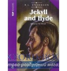 Level 4 Jekyll and Hyde Intermediate Book with CD Stevenson, R 9789604434282 купить Киев Украина