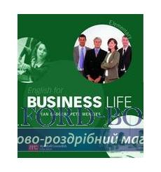 English for Business Life Elementary Self-Study Guide + Audio CD ISBN 9780462007564 купить Киев Украина