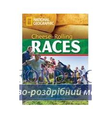 Книга A2 Cheese-Rolling Races with Multi-ROM Waring, R 9781424021253 купить Киев Украина