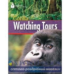 Книга A2 Gorilla Watching Tours with Multi-ROM Waring, R 9781424021529 купить Киев Украина